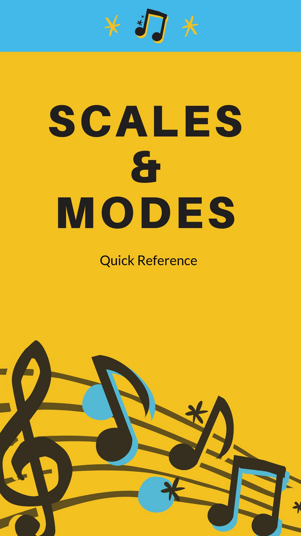 Scales & Modes Quick Reference